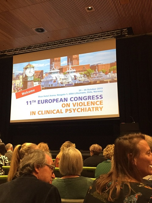 ecvcp2019 - 11th European Congress on Violence in Clinical Psychiatry